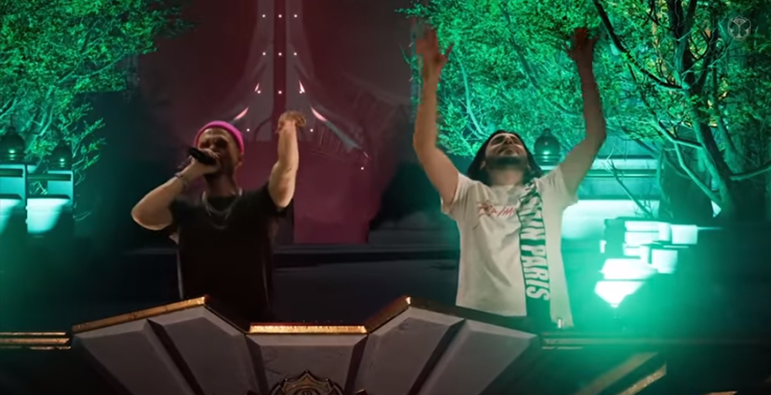 Tomorrowland Around the World | Dimitri Vegas & Like Mike