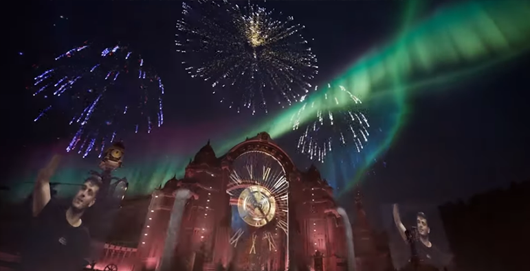 Tomorrowland Around the World | Martin Garrix